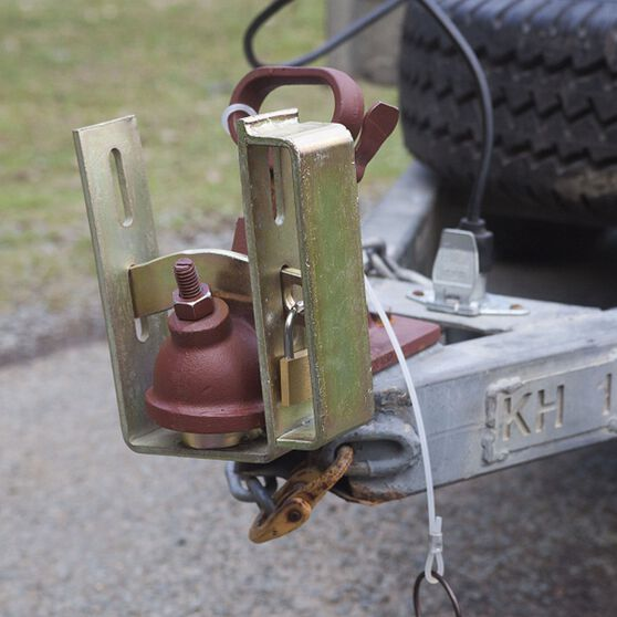 SCA Trailer Coupling Lock, , scaau_hi-res