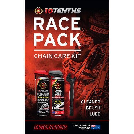 Penrite 10 Tenths Chain Care Pack Race, , scaau_hi-res