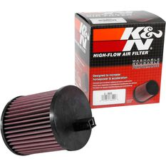 K&N Air Filter - E-0650 suits Holden Astra BK BL, , scaau_hi-res