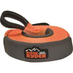 Ridge Ryder 4WD Snatch Strap - 9m, 8000kg, , scaau_hi-res