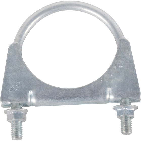 Spareco Exhaust Clamp - C12, 67mm (2-5 / 8 inch), , scaau_hi-res
