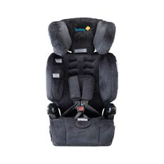Safety 1st Eternity Harnessed Booster Seat - Charcoal, , scaau_hi-res