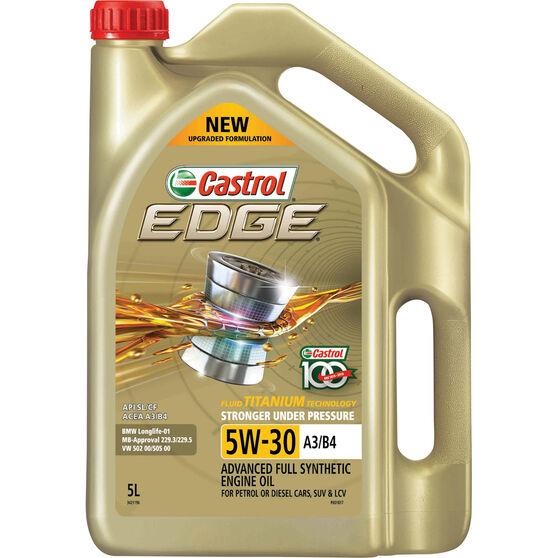 Castrol Edge Engine Oil - 5W-30 5 Litre, , scaau_hi-res