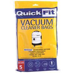 Vacuum Bags - 15 Litre, 5 Pack, , scaau_hi-res
