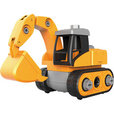 Build model excavator, , scaau_hi-res