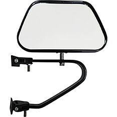 Ridge Ryder Deluxe Swing Away Rear View Mirror, , scaau_hi-res