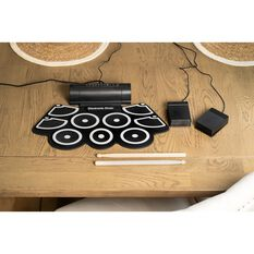 Thunda Roll Up Electronic Drum Kit, , scaau_hi-res