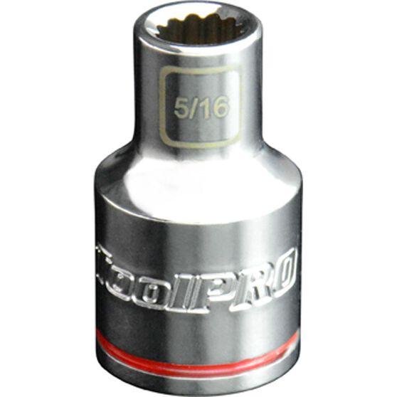 "ToolPRO Single Socket 1/2"" Drive 5/16"", , scaau_hi-res"