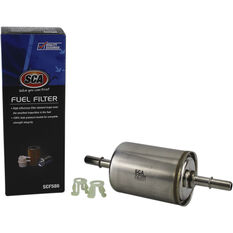 SCA Fuel Filter SCF586 (Interchangeable with Z586), , scaau_hi-res