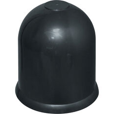 SCA Tow Ball Cover - Black, 50mm, , scaau_hi-res