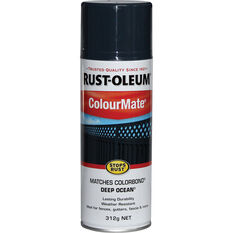 Rust-Oleum Aerosol Paint - Colourmate, Deep Ocean 312g, , scaau_hi-res