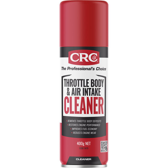 CRC Throttle Body and Air Intake Cleaner 400g, , scaau_hi-res