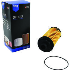 SCA Oil Filter - SCO2734 (Interchangeable with R2734P), , scaau_hi-res