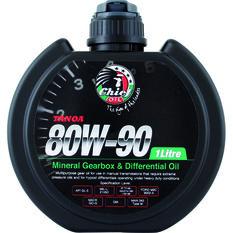 Tanoa Gear Oil - 80W-90, 1 Litre, , scaau_hi-res