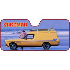 Holden Sandman Sunshade - Fashion, Accordion, Front, , scaau_hi-res