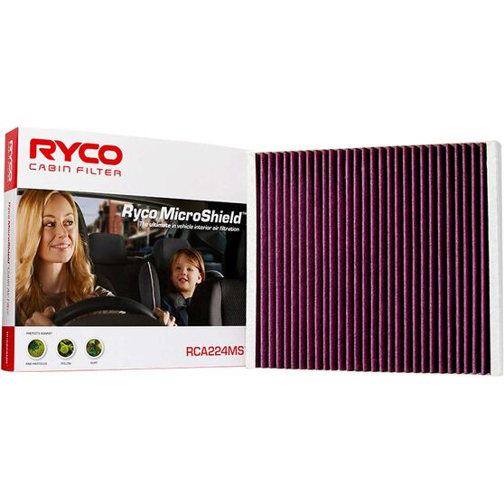 Ryco Cabin Air Filter Microshield - RCA207MS, , scaau_hi-res