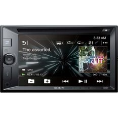 6.2 Touchscreen DVD/Media Player with Bluetooth XAVW651BT, , scaau_hi-res