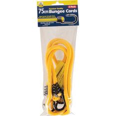 Gripwell Metal Hook Bungee Cord - 75cm, 2 Pack, , scaau_hi-res