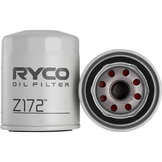 Ryco Oil Filter - Z172, , scaau_hi-res