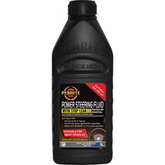 Power Steering Fluid & Stop Leak - 1 Litre, , scaau_hi-res