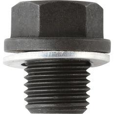 Tridon Oil Drain Plug TDP021, , scaau_hi-res