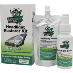 Bar's Bugs Headlight Restorer Kit, , scaau_hi-res