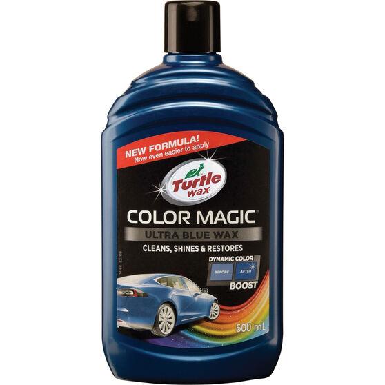 Turtle Wax Color Magic Polish Blue - 500mL, , scaau_hi-res