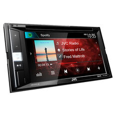 """JVC 6.2"""" Touchscreen DVD Player with Bluetooth KW-V250BT, , scaau_hi-res"""