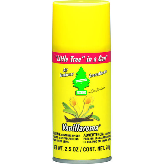 Little Trees Air Freshener -  Vanillaroma, 70g, , scaau_hi-res