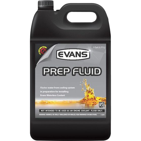 Evans Waterless Engine Prep Fluid - 3.77 Litre, , scaau_hi-res