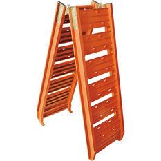 SCA Loading Ramp Aluminium Orange Single 220kg, , scaau_hi-res