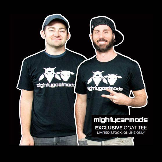 MCM Goatee T-Shirt - Large Large, , scaau_hi-res