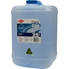 Water Carry Can - 25 Litre, Blue, , scaau_hi-res