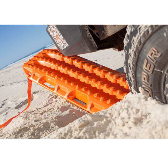 Maxtrax Recovery Tracks - Orange, Pair, , scaau_hi-res