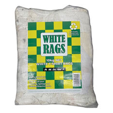 Rags In Bags White Cleaning Cloth 10kg, , scaau_hi-res