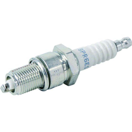 NGK Tuff Cut Mower Spark Plug - BPR6ES, , scaau_hi-res