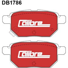Calibre Disc Brake Pads DB1786CAL, , scaau_hi-res