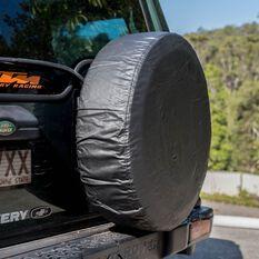 Ridge Ryder Spare Wheel Cover Plain 31 Inch, , scaau_hi-res