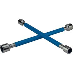 SCA Wheel Brace Rubber Grip Blue, , scaau_hi-res