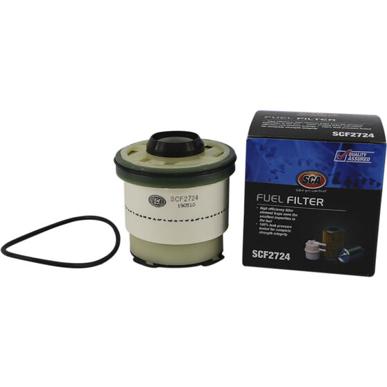 SCA Fuel Filter SCF2724 (Interchangeable with R2724P), , scaau_hi-res