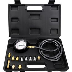 ToolPRO Engine Oil Pressure Test Kit 12 Piece, , scaau_hi-res