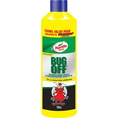 Turtle Wax Bug Off  Windscreen Wash - 750mL, , scaau_hi-res