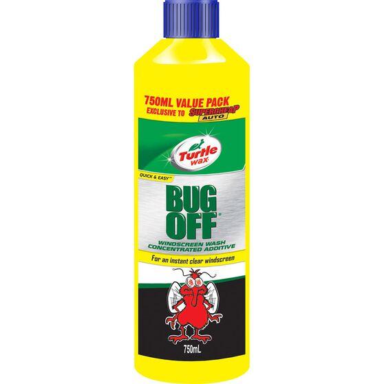 Turtle Wax Bug Off  Windscreen Wash - 750mL, , scaau_hi-res