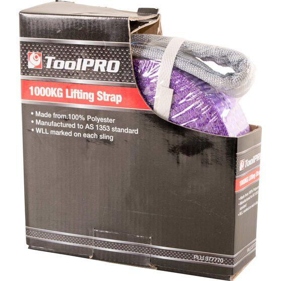ToolPRO Lifting Strap Webbing 1000kg, , scaau_hi-res