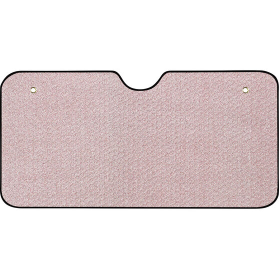SCA Glitter Sunshade Pink Accordion Front, , scaau_hi-res