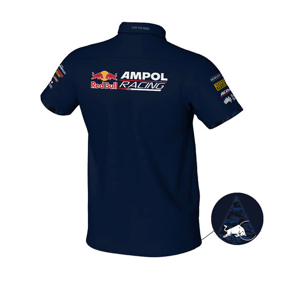 Red Bull Ampol Racing Polo Mens, RBAR, scaau_hi-res