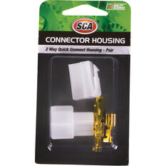 SCA Quick Connect Housing - 2 Way, 20 AMP, , scaau_hi-res