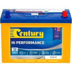 Century 4WD Battery - N70ZZL MF, 720CCA, , scaau_hi-res