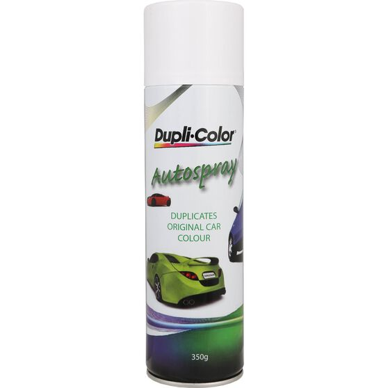 Dupli-Color Touch-Up Paint Gloss White 350g PS109, , scaau_hi-res