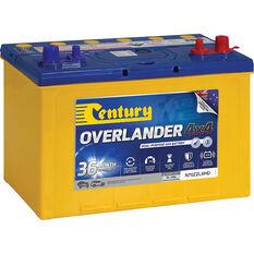 Century Overlander 4x4 Battery N70ZZLXHD, , scaau_hi-res